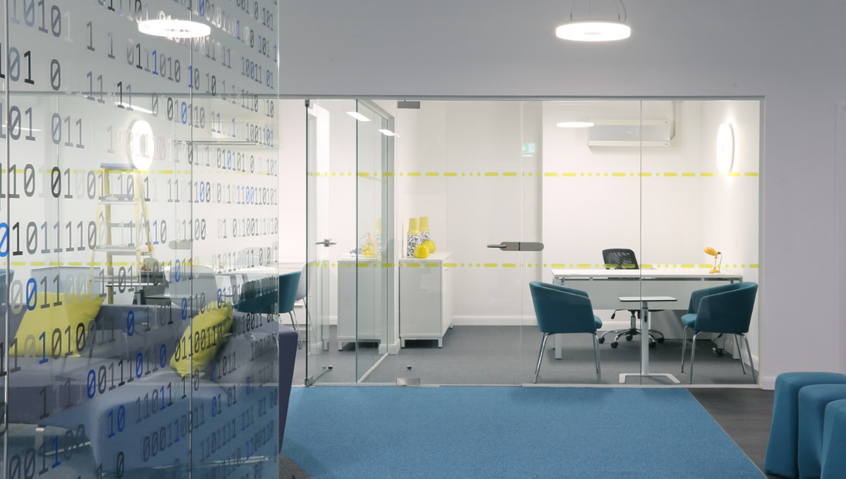 Cool and modern office design