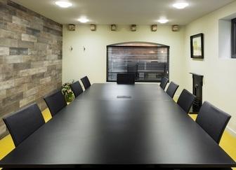 Modern office refit - interior design and architecture